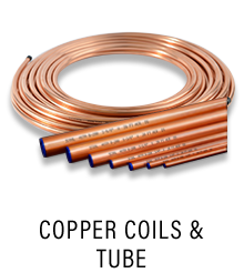 Copper Coil and Tube